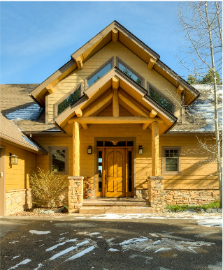 Best View Estate Front Entry