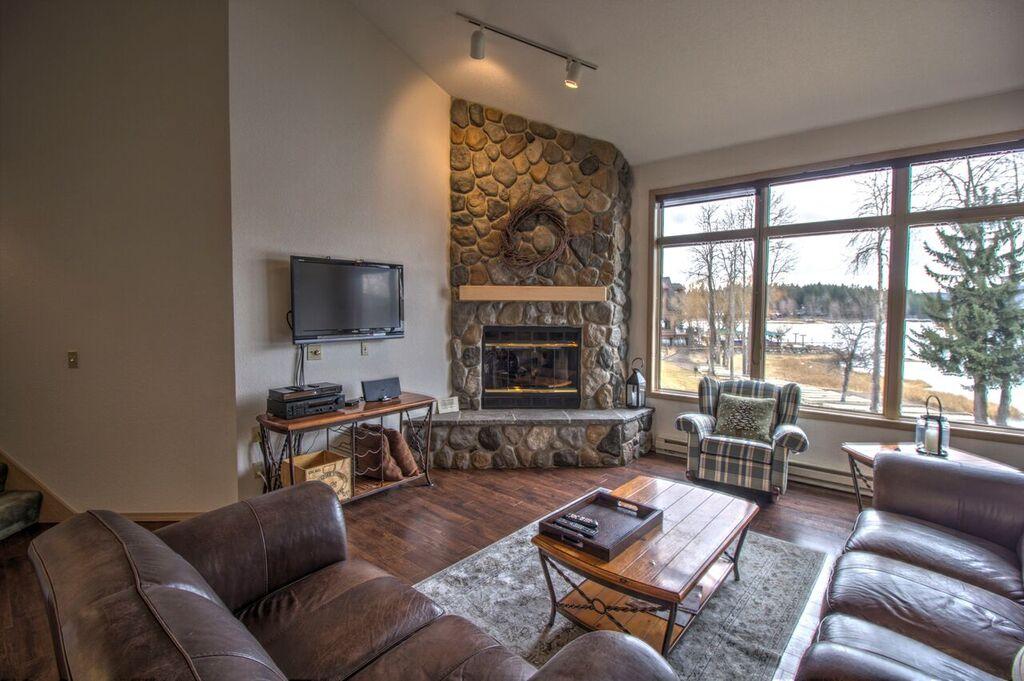 Whitefish Lake Lodge Condo